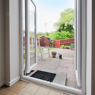 uPVC doors fitted to perfection in Stoke-on-Trent, Staffordshire & Cheshire